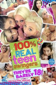 100% Real Teen Swingers: They're Barely 18!
