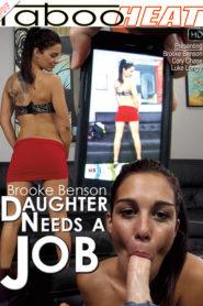 Brooke Benson in Daughter Needs A JobKotch
