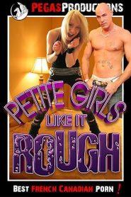 Petite Girls Like It Rough