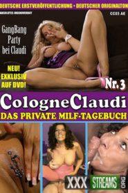 Cologne Claudi: Das private MILF-Tagebuch 3