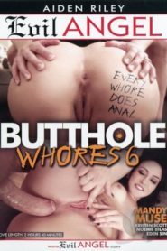 Butthole Whores # 6