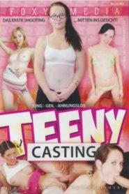 Teeny Casting Das erste Shooting Mitten ins Gesicht