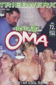 Torte für OMA – Mit extra viel Sahne