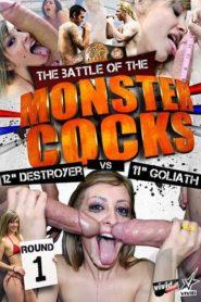 12 Destroyer vs 11 Goliath Monster Cocks