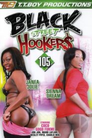 Black Street Hookers # 105