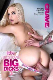 Little Girls Love Big Dicks # 3
