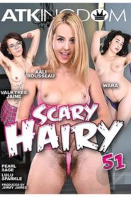 Scary Hairy # 51