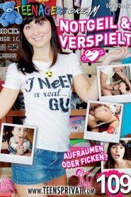 Teenagers Dream 109 : Notgeil und Verspielt