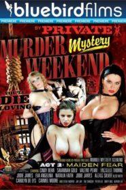 Murder Mystery Weekend # 2