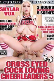 Cross Eyed Cock Loving Cheerleaders 5