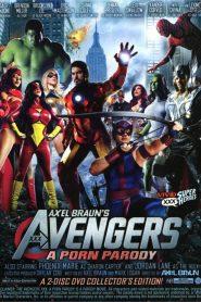 The Avengers XXX Porn Parody