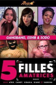 5 filles amatrices