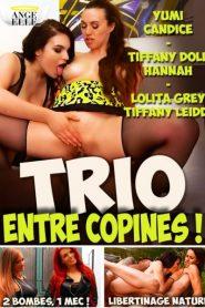 Trio Entre Copines
