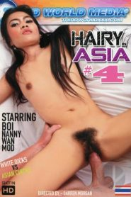 Hairy In Asia # 4