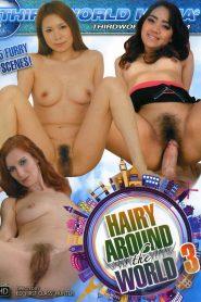 Hairy Around The World # 3