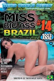 Miss Big Ass Brazil # 14