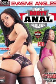 Black Booty Anal Challenge