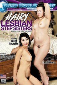 Hairy Lesbian Stepsisters