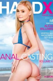 Anal Casting # 4