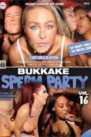 Bukkake Sperm Party Vol. 16