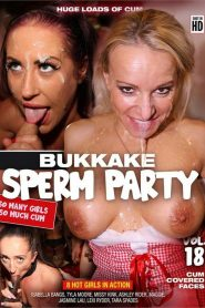 Bukkake Sperm Party Vol. 18